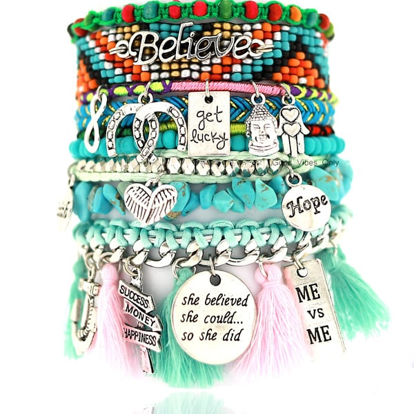 ibiza armband be the best version of yourself
